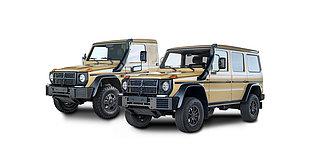 Base vehicles model series 464